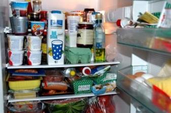 Ein voller Kühlschrank verbraucht weniger Strom als ein leerer Kühlschrank